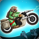 Zombie Shooter Motorcycle Race MOD (Unlimited Coins)
