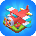 Merge Plane MOD – Click & Idle Tycoon (Unlimited Stones)